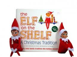 Let's Talk About Santa and Elf on the Shelf (4/4)